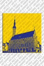 ART-DOMINO® by SABINE WELZ Tallinn - Gothic town hall
