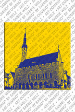 ART-DOMINO® by SABINE WELZ Tallinn - Gotisches Rathaus
