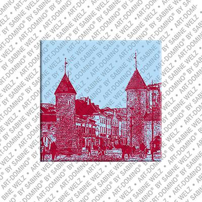 ART-DOMINO® by SABINE WELZ Tallinn - Stadttor Viru
