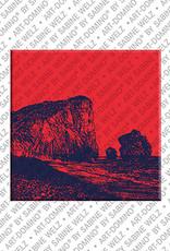 ART-DOMINO® by SABINE WELZ Nikosia - Aphrodite's Rock
