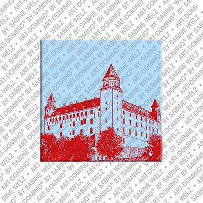 ART-DOMINO® by SABINE WELZ Bratislava - Bratislava Castle