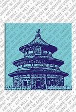 ART-DOMINO® by SABINE WELZ Beijing - Heavenly Palace