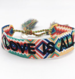 LUA ACCESSORIES  LOVE IS ALL BRACELET