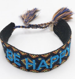 LUA ACCESSORIES  ARMBAND BE HAPPY