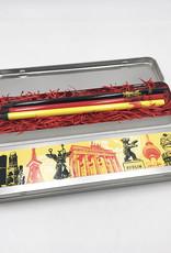ART-DOMINO® BY SABINE WELZ BLEISTIFT - SET - BERLIN
