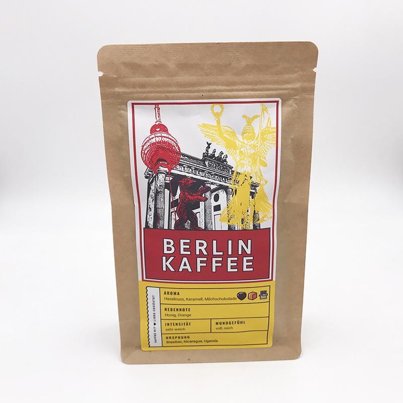 ART-DOMINO® BY SABINE WELZ BERLIN KAFFEE - 04 - 90g