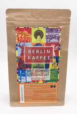 ART-DOMINO® BY SABINE WELZ BERLIN KAFFEE - 03 - 90g