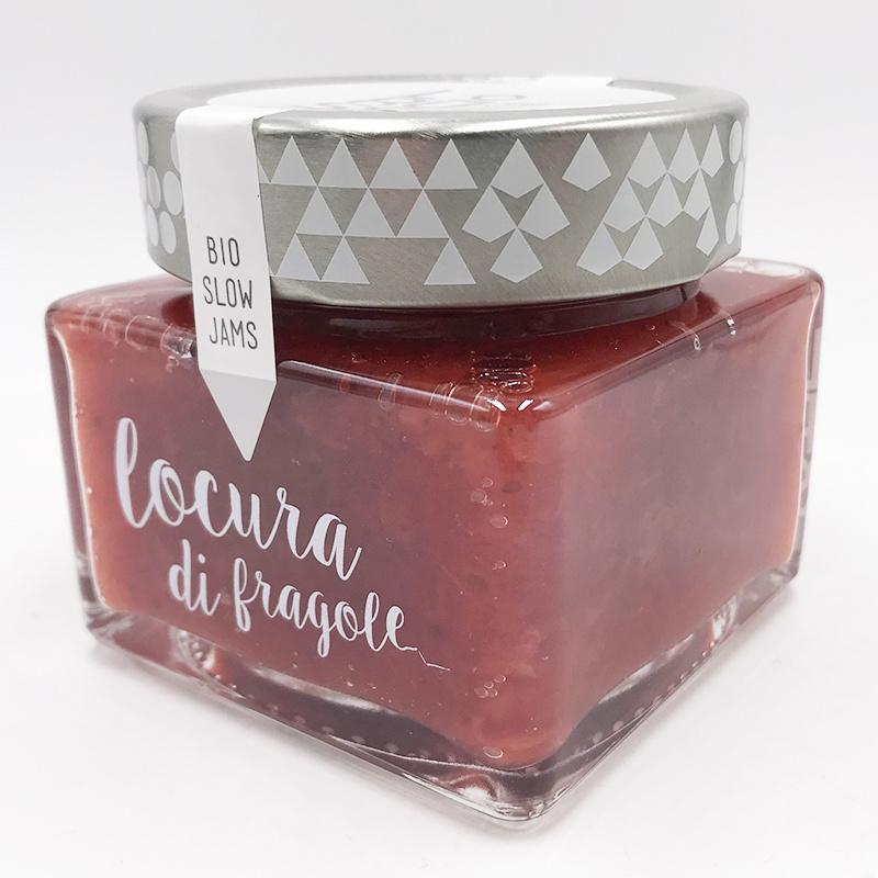 LORUSSO LORUSSO - Handgemachte Erdbeermarmelade