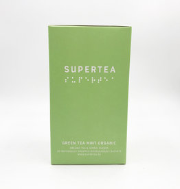 TEMINISTERIET TEMINISTERIET - Supertea Green Tea Mint Organic