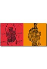ART-DOMINO® BY SABINE WELZ Ägypten - Luxor-West-Tal der Könige-Skarabäus- Grab Merenptah + Luxor West-Tal der Könige-Königin Tausert