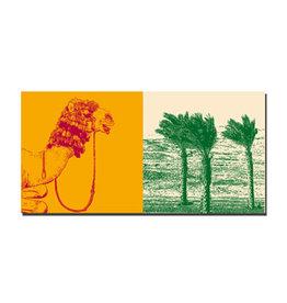 ART-DOMINO® BY SABINE WELZ Leinwandbild - Ägypten - 092-09