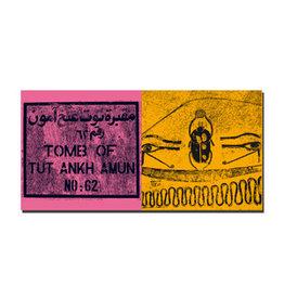 ART-DOMINO® BY SABINE WELZ Leinwandbild - Ägypten - 092-12