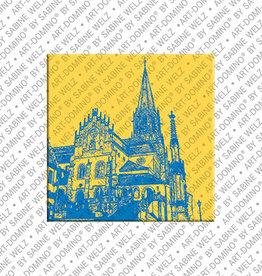 ART-DOMINO® BY SABINE WELZ Aimant - Aschaffenburg - 02