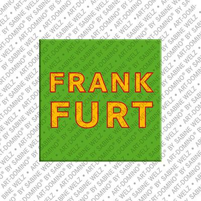 ART-DOMINO® BY SABINE WELZ Frankfurt – Lettering
