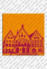 ART-DOMINO® BY SABINE WELZ Frankfurt – Römer 1