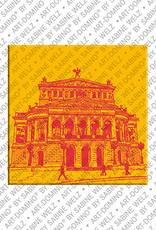ART-DOMINO® BY SABINE WELZ Frankfurt – Oper 2