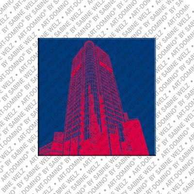 ART-DOMINO® BY SABINE WELZ Frankfurt – Maintower