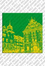 ART-DOMINO® BY SABINE WELZ Gotha – Rathaus 2