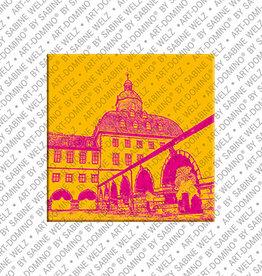 ART-DOMINO® BY SABINE WELZ Magnet - Gotha - 02