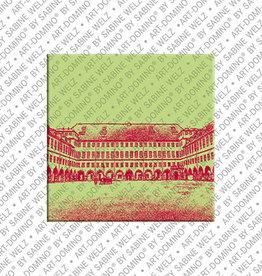 ART-DOMINO® BY SABINE WELZ Magnet - Gotha - 04