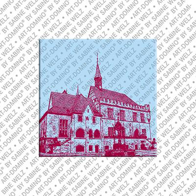 ART-DOMINO® BY SABINE WELZ Göttingen – Mairie