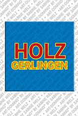 ART-DOMINO® BY SABINE WELZ Holzgerlingen – Lettrage