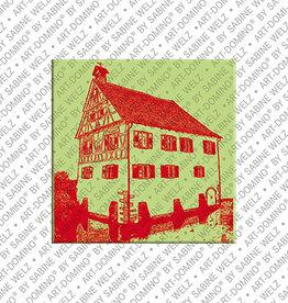 ART-DOMINO® BY SABINE WELZ Magnet - Holzgerlingen - 01