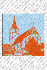 ART-DOMINO® BY SABINE WELZ Holzgerlingen – Mauritiuskirche 1