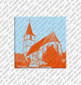 ART-DOMINO® BY SABINE WELZ Magnet - Holzgerlingen - 02