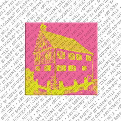 ART-DOMINO® BY SABINE WELZ Holzgerlingen – Kleines Wasserschloss 2