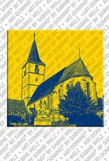 ART-DOMINO® BY SABINE WELZ Holzgerlingen – Mauritiuskirche 2