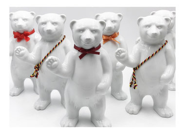 PORCELAINE OURS