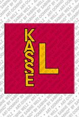 ART-DOMINO® BY SABINE WELZ Kassel – Schriftzug