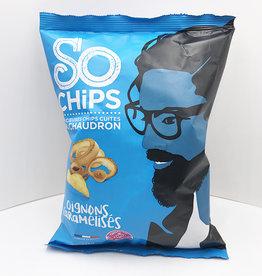 SO CHIPS So Chips - Karamellisierte Zwiebeln