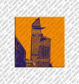 ART-DOMINO® BY SABINE WELZ Magnet - New York - 48