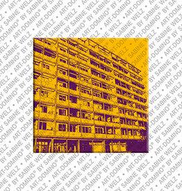 ART-DOMINO® BY SABINE WELZ Magnet - Berlin - 103