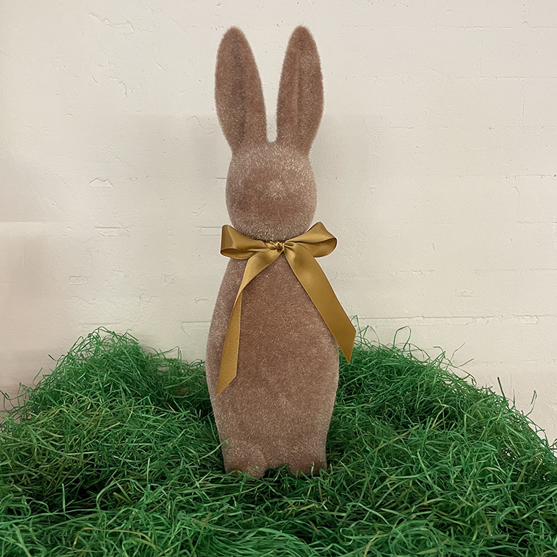 ART-DOMINO® BY SABINE WELZ Easter bunny - 42 cm Höhe