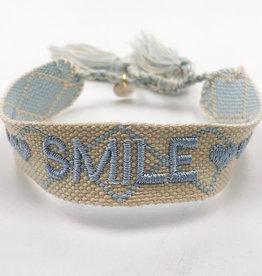 LUA ACCESSORIES  ARMBAND SMILE