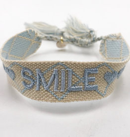 LUA ACCESSORIES  SMILE BRACELET