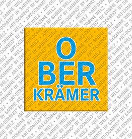 ART-DOMINO® BY SABINE WELZ Magnet - Oberkrämer - 00