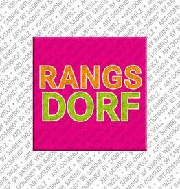 ART-DOMINO® BY SABINE WELZ Magnet - Rangsdorf - 00