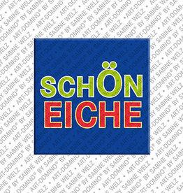 ART-DOMINO® BY SABINE WELZ Magnet - Schöneiche - 00