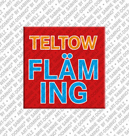 ART-DOMINO® BY SABINE WELZ Magnet - Teltow-Fläming - 00