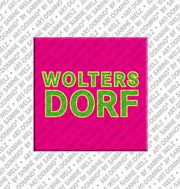 ART-DOMINO® BY SABINE WELZ Magnet - Woltersdorf - 00