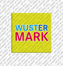 ART-DOMINO® BY SABINE WELZ Magnet - Wustermark - 00