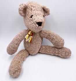 Kenana Knitters Ditsy Teddy S beige wool