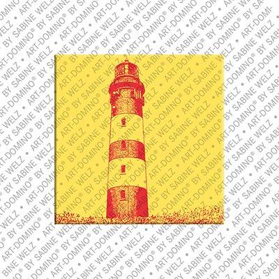 ART-DOMINO® BY SABINE WELZ Amrum – Leuchtturm
