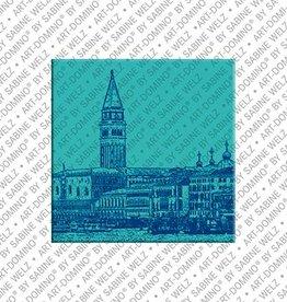 ART-DOMINO® by SABINE WELZ Magnet - VENEDIG - 02