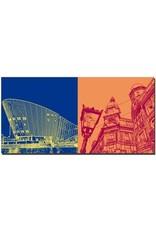 ART-DOMINO® BY SABINE WELZ Amsterdam - Nemo + Im Spiegelkwartier