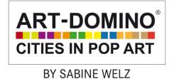 ART-DOMINO® Shop für Leinwandbilder und Design-Produkte mit Stadtmotiven.